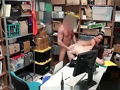 Daughter and hot Mom get fucked by officer in threesome-TEENCAUGHT.COM