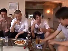 Horny Japanese whore in Handjobs, Cumshots JAV clip exclusive version