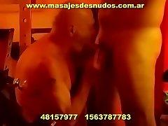 masajes sexuales con chupada de pija