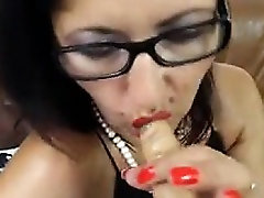 Hot my analy ses babe dildos ass and rubs her pussy