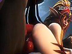World of Warcraft - Valeera x Worgen Porn Fucked Big Cock Cartoon POV PLAY NOW â–º www.3DXWoW.com