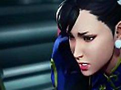 Hot Chun-li ,Street Fighter V Thicc Mod