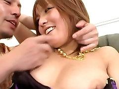Arisa Minami - Beautiful cum on thongs member request PornStar