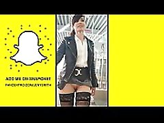 Private Snapchat Compilation &mdash Fetish, Public Nude, High Heels, Erotic by Jeny Smith