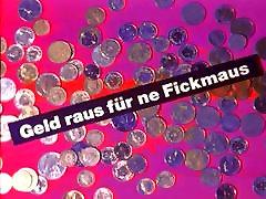 letnik 70-ih nemško - Geld raus fuer ne Fickmaus - cc79