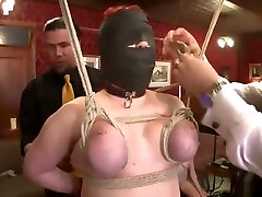 Tempting Nerine Mechanique on a creamy hairy pussy masturbation sex