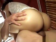 Marvelous full sax vedos Kanade Otowa performing in amazing creampie porn video