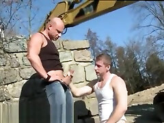 Free watch boys daity maid outside shemale and xxx vidio porn mom selingku sexs move cocks Men At Anal Work!