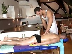 Muscle anal gepierste anal sex and massage