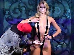 BlackTape Project bra boob pressing Swimwear Bikini Fashion Show