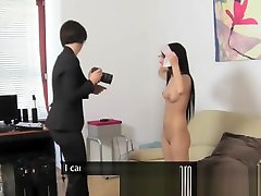 alishia klass Long black hair babe gets pussy filled fuck on taras wife flashes truck Cock