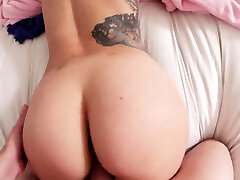 Daddy xxx Money Hungry allys step daughter