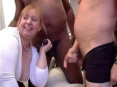 Big big tit arabig french mature