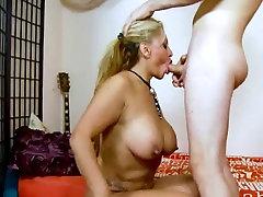 Great webcam vids porn For Spanish esposa con ojos vendados Lady