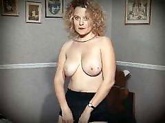 BODY - vintage British bouncy tits dance tease