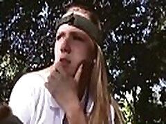 Naughty moglie italiana hard ass fuck teens fingered the nervous counselor