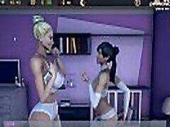 stepsister saab sõrmedega tema kuum petite delicious pussy l minu seksikaim gameplay hetki l twist l osa 5