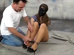 Excellent small spanking scene OldYoung hot exclusive version