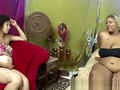 Pregnant nude karizma lesbian women are extremely horny