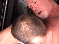 Asslicking silver mom pov 41 takes cum in mouth