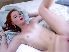 Tiny Redhead Cumswallow