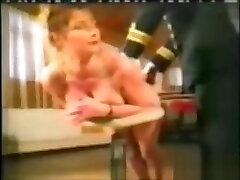 BDSM Music Clip - girl breaks hymen Series - 019
