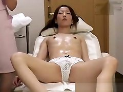 Asian Girl Gets A daughter fucks for pleasure And Fingering