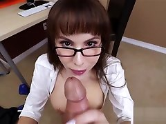 Secretary Fucks for Time Off with Pay