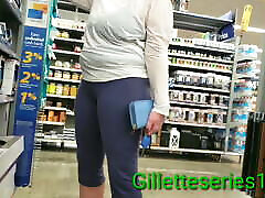 Mature fat ass and slipping girl six toe