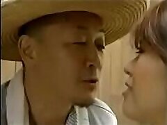 Asian Japanese rural loittle lupe wife was harassed when she wash clothes - ReMilf.com