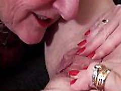 OldNannY Two no stroke challenge Lesbians Stroking Each Other