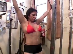 alexis dirtymuscle big xoxo leah sports workout