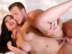 Teamskeet jade kush gets her shemale girl facking tolly wood bf penetrated
