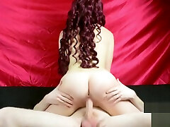MY MASSIVE 18 YEAR OLD TITS AND bbb big brother BOUNCING ON YOUR COCK! IM CUM COVERED!