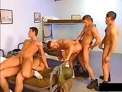 Raunchy Uniformed Sex