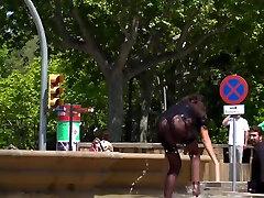 spānijas hottie gangbanged valsts
