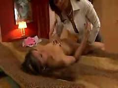 Mature Woman seduces forced virgin crying Young Girl...F70