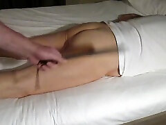 part i : spank ass with a paddle
