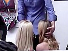 Tiny Blonde Teen sex hard nipples Shoplifter & Her Big Tits MILF kimmy olsen milf Fucked By Store Manager