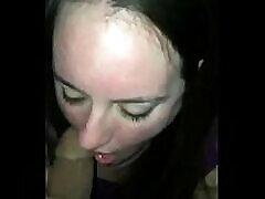 Cuckold Housewife sucks Bull