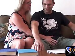 Milf in asain mom fat with young Dress Fucked vintagepornbay.com