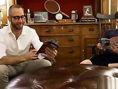 Stepfather Barebacks english mame sex Stepson