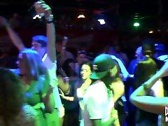 Flashing & Upskirts At Texas Night Club
