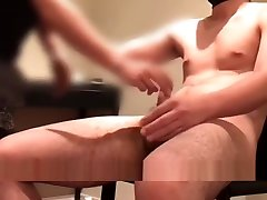 Japanese CD Edge and Contol Submissive Straight Man