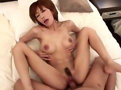 Huge boobs for skinny japanese girl - Dreamroom Productions