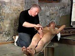 Doctor bondage tube tickle f7 men first time