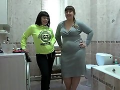 Anal games, young fatty lesbians