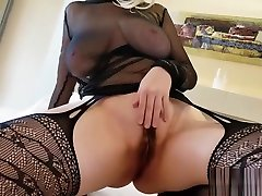 Erotic hip dance & riding, huge cumshot in my mouth & post orgasm torture