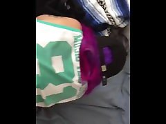 Fucking Nice Ass Teen With Jersey On