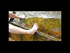 Melissa&039s Hot Feet Splashing in the Lake hijap get xxx Obsession